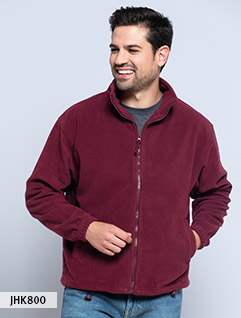 Fleece Jacken