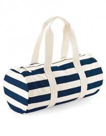 Nautical Barrel Bag